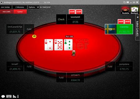 winner poker стол